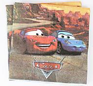 Cars Napkins 20pcs