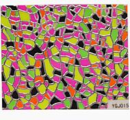 - Finger/Zehe - 3D Nails Nagelaufkleber/Polymer Nail Art - PVC - 1 sheet Stück - 8*8 cm