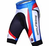 WOLFBIKE Bike/Cycling Shorts / Pants/Trousers/Overtrousers / Underwear Shorts/Under Shorts / Padded Shorts / Bottoms Men'sBreathable /