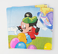 Mickey Mouse Napkins 20pcs