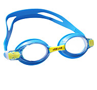 JIE JIA Children Anti-Fog Swimming Goggles J2670-1 (Blue)