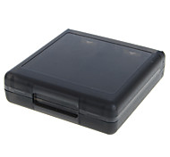 16-in-1 Protective Game Card Cartridge Cases for NDSi/NDS/NDS Lite (Black)