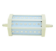 R7S 9W 21LED 118mm Led Plant Grow Light  15Red and 6Blue SMD 5730 for Flowering Hydroponic System AC 110-220V