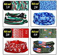 Variety Scarf Outdoor Riding Equipment (10)