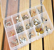 Resin Jewelry Boxes 1pc