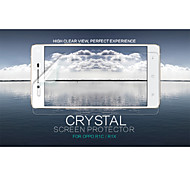 NILLKIN Crystal Clear Anti-Fingerprint Screen Protector Film for OPPO R1C R1X