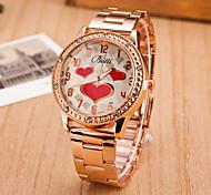 orologio bello d'acciaio orologi moda femminile