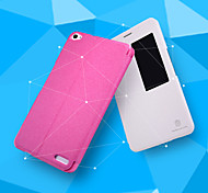 NILLKIN Sparkle Series Flip Ultra-thin PU Leather Cover Shell for HUAWEI Honor X2(Assorted Colors)