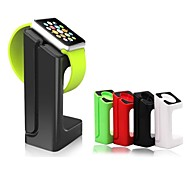 Stand holds Charger Cord for Apple Watch iWatch 38mm 42mm Docking Station Desktop