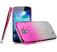 3d капля случай для Samsung Galaxy S4 9500 (разных цветов)