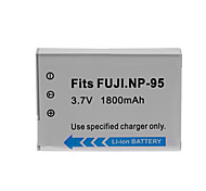 1800mAh Camera Battery Pack for  FUJI NP-95