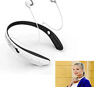 Sporty Bluetooth V4.0 NFC In-Ear Stereo Headset for iPhone6/6 Plus/5/5S Samsung S4/5 HTC and Cell Phone