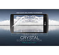 NILLKIN Crystal Clear Anti-Fingerprint Screen Protector Film for LG Leon(H324)