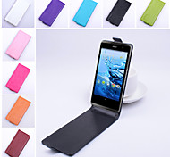 Protective PU Leather Magnetic Vertical Flip Case for Acer Liquid Z500(Assorted Colors)