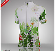 Getmoving Cycling Tops / Polo Shirt / Jerseys / Customized Women's Breathable / Moisture Permeability / Back Pocket / Sweat-wickingShort