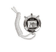 BYXAS WDO-100 Charm, fashion, limited edition, luxury, sport type brand watch, metal stopwatch with 2 memories