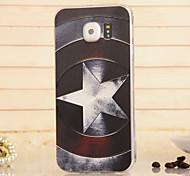 Magie spider®shield Erleichterung hochwertigem TPU weiche Fallabdeckung mit Displayschutzfolie für Samsung Galaxy s6