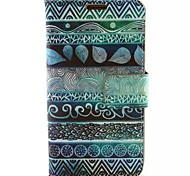 Drop-Muster 360-Grad-Drehung PU-Material Ganzkörper für Samsung-Galaxie s6