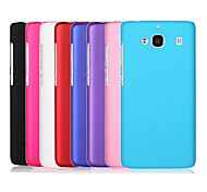 Pajiatu Mobile Phone Hard PC Back Cover Case Shell for Xiaomi Hongmi 2 Redmi 2 RedMi 2A(Assorted Colors)