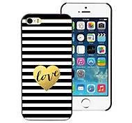 The Love Design Aluminum Hard Case for iPhone 4/4S
