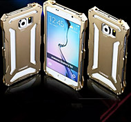The Transformers is Three Metal Mobile Phone Protection Shell Cases for Samsung Galaxy S6
