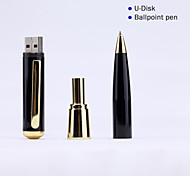 16GB ZP Ballpoint Pen Style High Writing Reading Speed USB 2.0 Flash Pen Drive