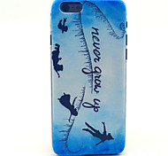 Peter Pan  Pattern PC Hard Case for iPhone 6