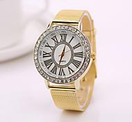 Ladies Luxury Rhinestone  Women   Watch Stainless Steel Watch  Military Watch Sport Men Watch Woman Brand