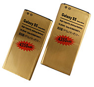 S5-GD x2 4350mAh Cell Phone Battery Golden for Samsung Galaxy S5
