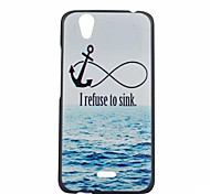Sea  Pattern PC Phone Case For Wiko BIRDY