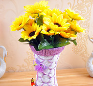 Emulational Lovely Beautiful Sunflower
