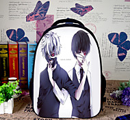Bag Inspired by Tokyo Ghoul Cosplay Anime Cosplay Accessories Bag / Backpack White Nylon / PVC Male / Female