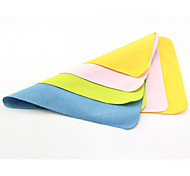 Anti-Friction/Flexible Mixed Materials/Cotton Cleaning Cloth(Random color)