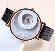 New Arrival Fashion Leather Strap Watch Women Rhinestone Watch Women Dress Watches