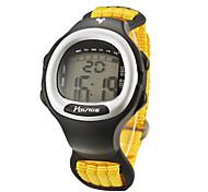 mens unissex wemen relógios de quartzo outdoors digitais ostenta nova alunos casuais relógio de pulso (alam, calendário, luz de fundo)