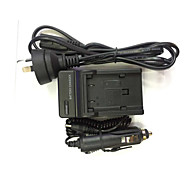 AU 8.4V NB-2LH NB-2L14  Car Charger  for   Canon  EOS 400D iVIS HG10 350D MVX20i