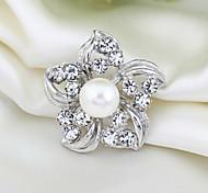 Хром Свадебные украшения-1шт / комплект Весна Неперсонализированный Не указано