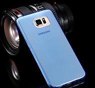 Crystal Clear Super Slim Soft TPU Gel Case For Galaxy S6 G9200