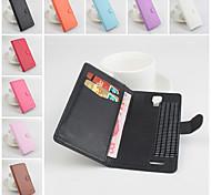 Защитная искусственная кожа флип магнитного вертикальной случае elephone g10 (ассорти цветов)