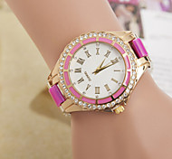Women's Watch A Marble Mirror Quartz Watch Rome Scale Diamond Watch Leisure Cool Watches Unique Watches