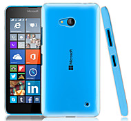 Transparent PC Back Cover Case for Microsoft Lumia 640