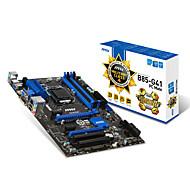 B85-G41 PC Companheiro Intel B85 Núcleo i7/Core i5/Core i3/Pentium/Celeron LGA 1150 ATX desktop Motherboard