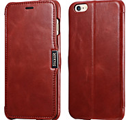 For Apple Iphone6 4.7 Inch Phone Leather Case To Protect Shell Leather Holster Magnetic Buckle Style