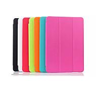hoge kwaliteit pu leer flip slimme stand case voor Galaxy Tab een 9,7 T550 / t551 (verschillende kleuren)