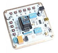 módulo inalámbrico wifi serie esp8266 + esp-01 placa de prueba