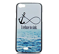 Sea Pattern PC Phone Case For Wiko LENNY