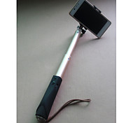 Luxuy All-in-one Extendable Aluminum Bluetooth Selfie Stick Monopod for iPhone Sumsang