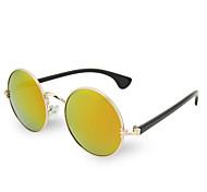 100% UV400 gafas de sol redondas