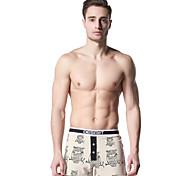DESMIIT® Da uomo Cotone Boxer 1 / box-U502A