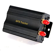 Professional Vehicle Car GPS Tracker 103B with Remote Control GSM Alarm SD Card Slot Anti-theft/car alarm system